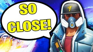 *ALMOST* BIGGEST FAIL IN FORTNITE HISTORY!!! (Fortnite Battle Royale Solo WIN Gameplay)