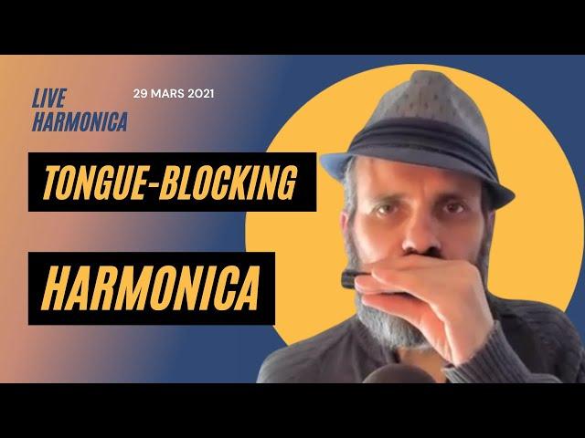 Comment jouer en Tongue Blocking - harmonica pour débutant + 20 effets puissants