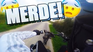 WHEELING à 2 en SCOOTER (ft.HuGoPro) 🔥