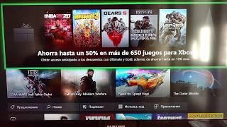Xbox Game Pass Argentina. Black friday prices. Чёрная пятница в Аргентинском сторе. / Видео
