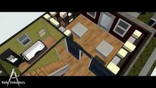 Выпуск 3 Планировка вашего дома часть 2 Saleinteriors.ru