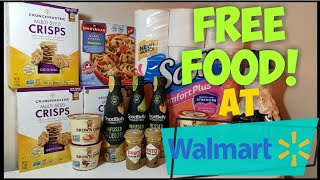 FREE Coffee & FREE Food at Walmart! Ibotta Deals & Couponing