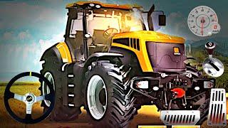 Farming Game 2020 - Free Tractor Driving Games - Farming Simulator Village Real Tractor screenshot 4