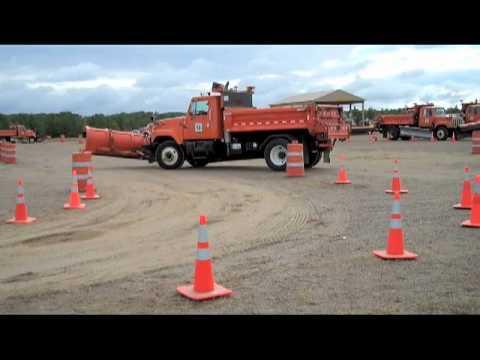 SPOT - Snow Plow Operators Training at Camp Ripley - Brainerd Dispatch MN