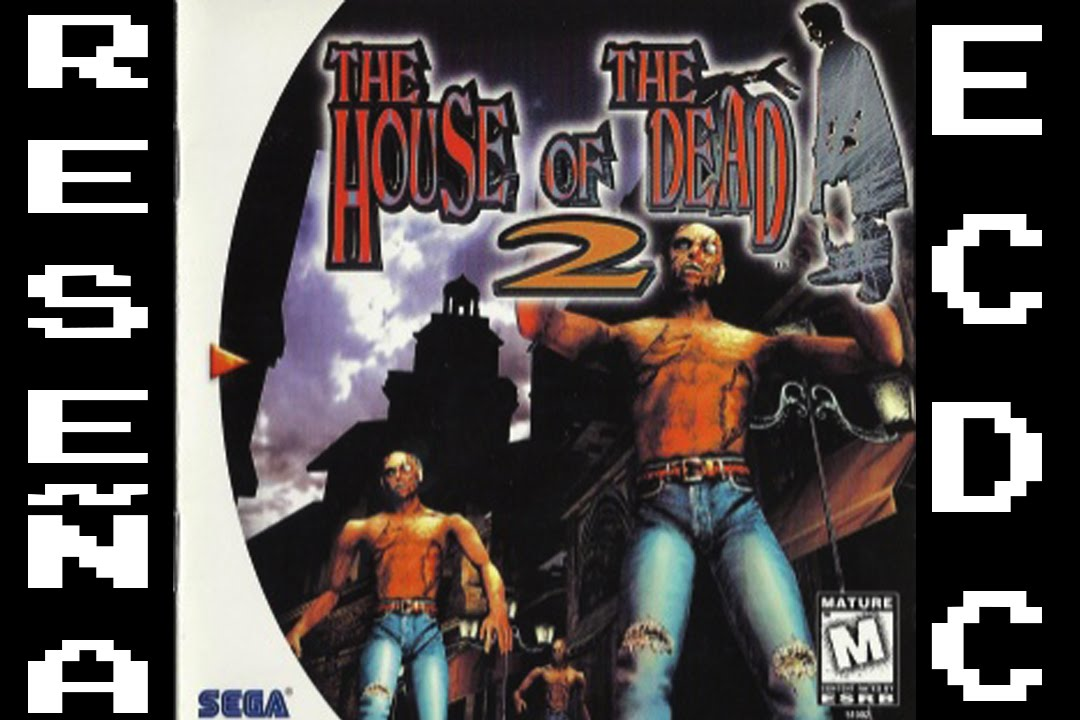 House Of The Dead 2 Resena Sega Dreamcast Youtube