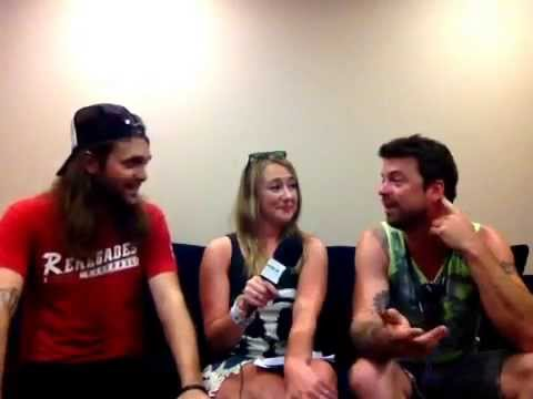 Chiodos, interview 3