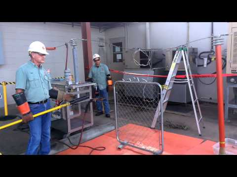 Entergy LA - Arc & Spark Demo - Don Breaux