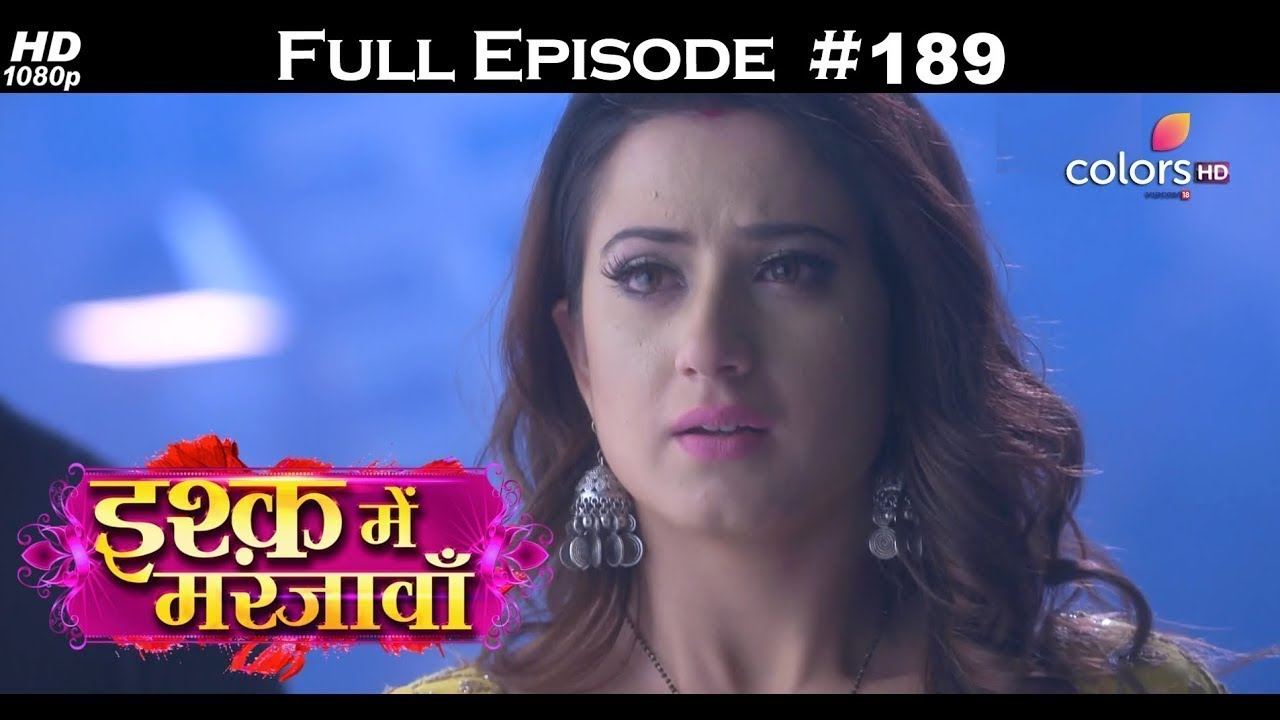 Ishq Mein Marjawan Full Episode 189 With English Subtitles