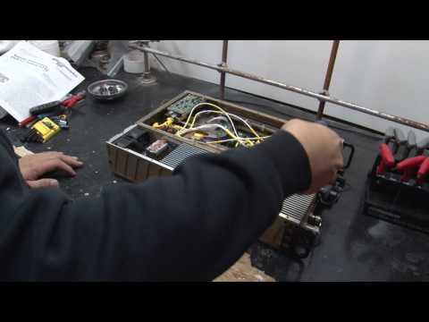 (23) GCS Panther SATCOM Terminal Teardown (Pt 1)