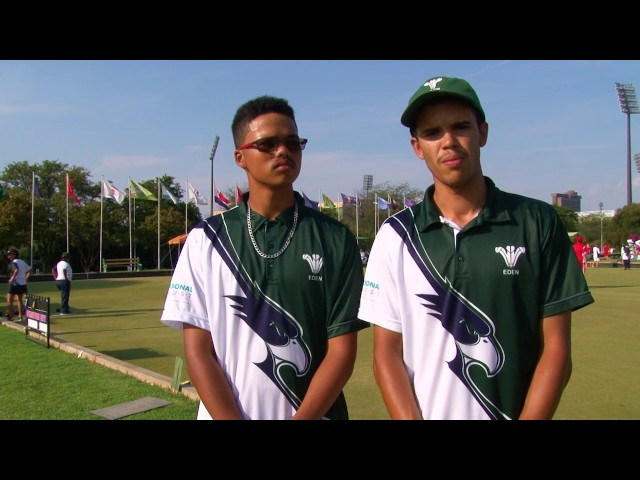 Bowls National Youth Championships (2017) in South Africa