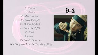 Baixar Agust D - 'D-2' Full Mixtape + Download links [THE KING IS BACKKK]