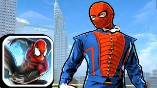 Spider-Man Unlimited: 1602 Suit Overview [Android/iPhone/iPad]