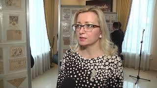 2020-01-23 г. Брест. Открытие филателистической выставки. Новости на Буг-ТВ. #бугтв