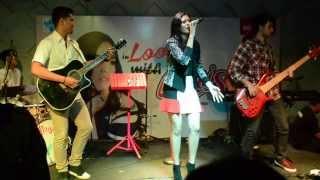 Raisa - the game of love (cover santana feat michelle branch) @soho capital building medan