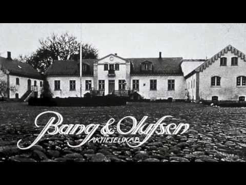 The history of Quistrup. The farm where Bang & Olufsen started 90 years ago