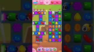 Candy Crush Saga Level 1541 - No Boosters