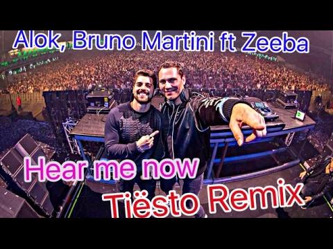 Alok - Hear me now (Tiësto Magikal Remix preview)
