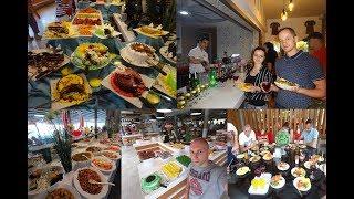 ОБЗОР ЕДЫ, Вкусняшки, алкоголь, детское питание  ЧЕМ НАС КОРМИЛИ В ОТЕЛЕ Club Hotel Belpinar 4*