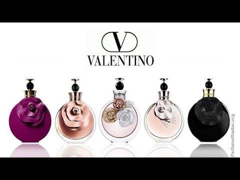 Valentino Valentina Rosa Assoluto Perfume YouTube