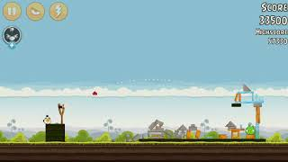Angry Birds, Mighty Hoax, 4-3, 61080