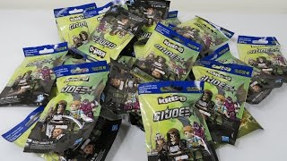 Kre O Kreo GI Joe Wave Collection 4 Blind Mystery Bag Figure Kreon Opening Toy Review