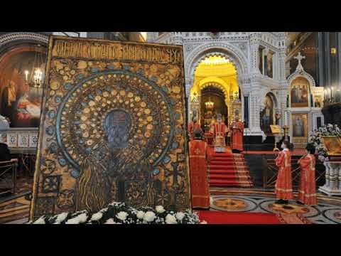 Акафист в денежных затруднениях Святителю Николаю Мирликийскому Чудотворцу mv