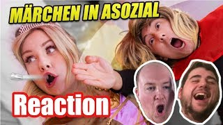 Märchenstunde | Julien Bam Märchen in Asozial reaction