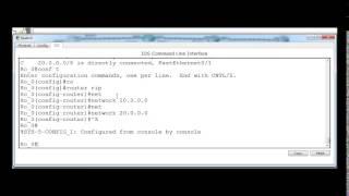 RIP - routing protocol Lab Tamil version