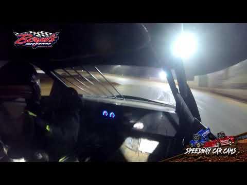 #113 Joe Cross - FWD - 2-2-20 Boyds Speedway Cabin Fever - In-Car Camera