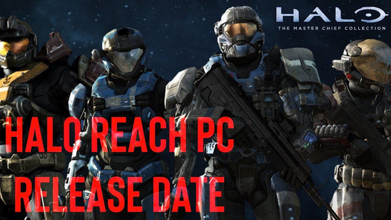 Halo Reach Pc Release Date Announced