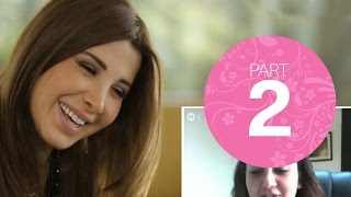 Beauty Secrets with Nancy Ajram - Part 2 / اسرار الجمال مع نانسي عجرم - الجزء الثاني
