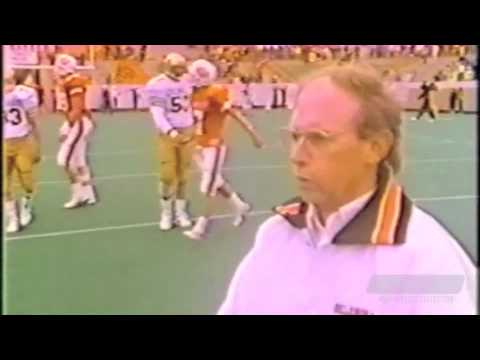 1987 Oklahoma State Cowboy Football - Part 1/2
