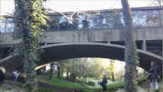 Primavera Junto al Parque de la Casa Del Puente