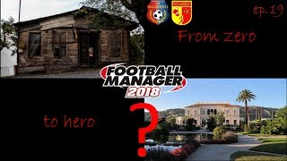 From zero to hero Episode 19 / Úřad práce / Football Manager 2018 (CZ)