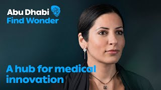 Abu Dhabi Find Wonder | Dr Hawaa Al Mansouri: Female leaders in science and medical technology