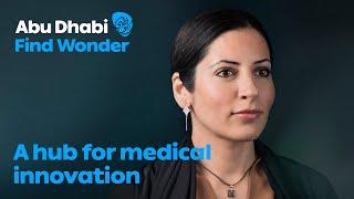 Abu Dhabi Find Wonder | Dr Hawaa Al Mansouri: Fema...