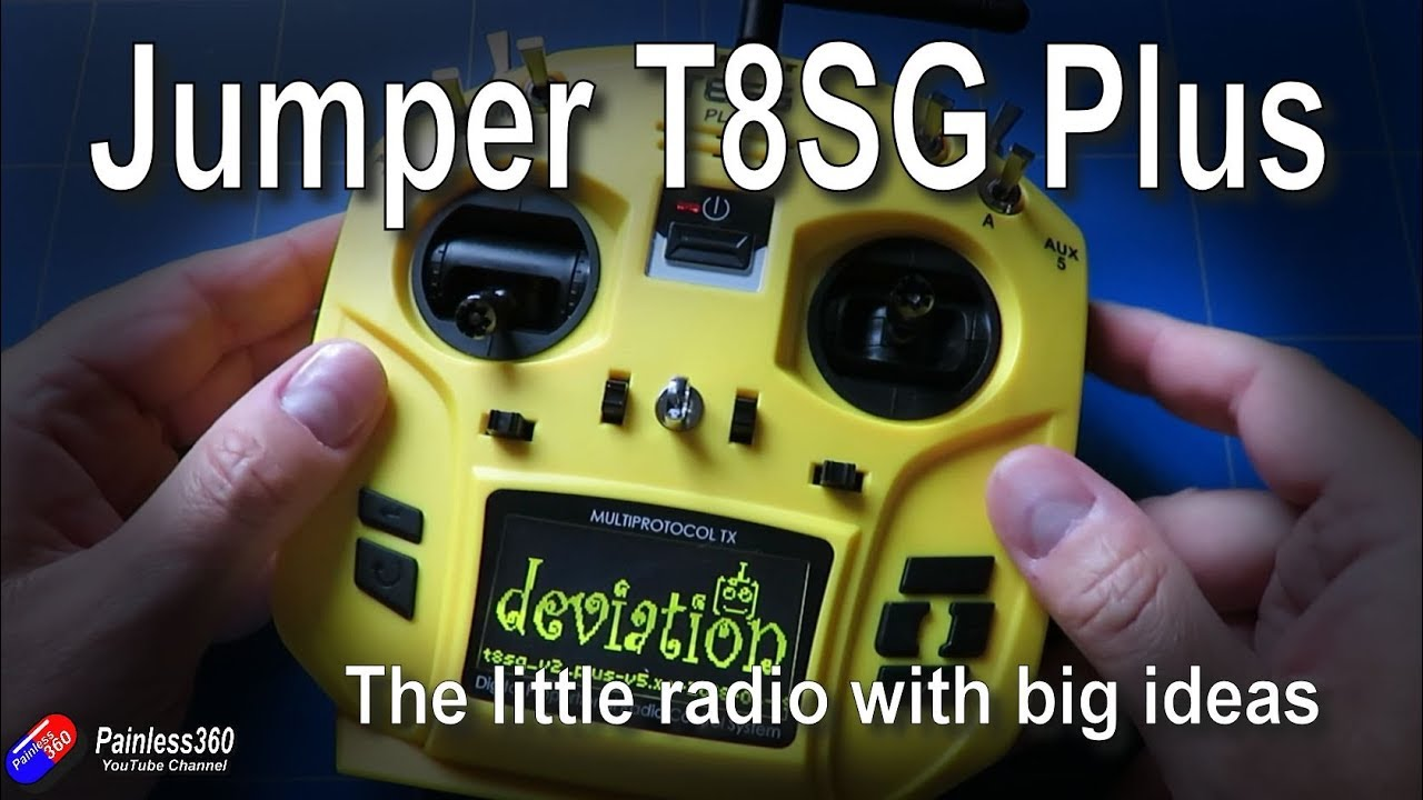 Jumper T8SG Plus Radio by Painless360