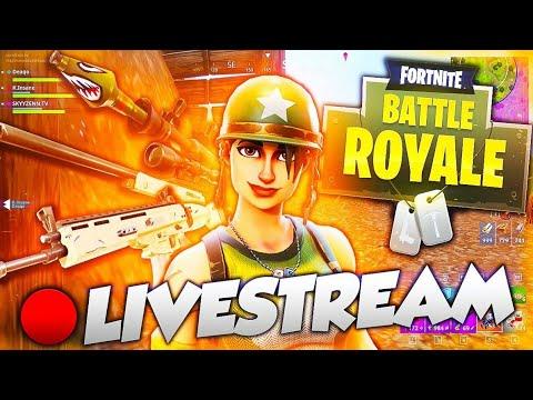 Fortnite Livestream ! (Vending Machine update!)*NEW UPDATE *