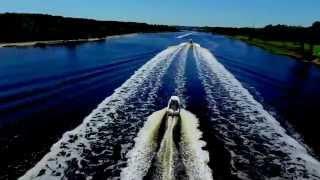 "Myrtle Beach ""The Intercoastal Waterway"" via Drone Video Productions"