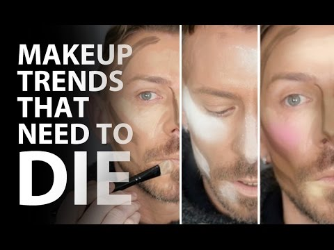 MAKEUP TRENDS THAT NEED TO DIE IN 2016!!!!