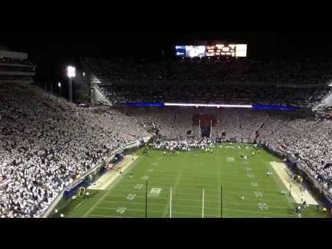 Penn State vs Michigan winning score