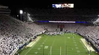 Penn State vs Michigan winning score