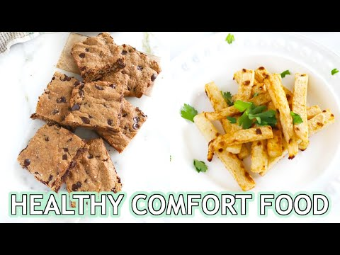 HEALTHY COMFORT FOOD: low carb, paleo recipes