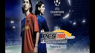 Pro Evolution Soccer 2009 : Camino De Campeones ( Parte 25 )