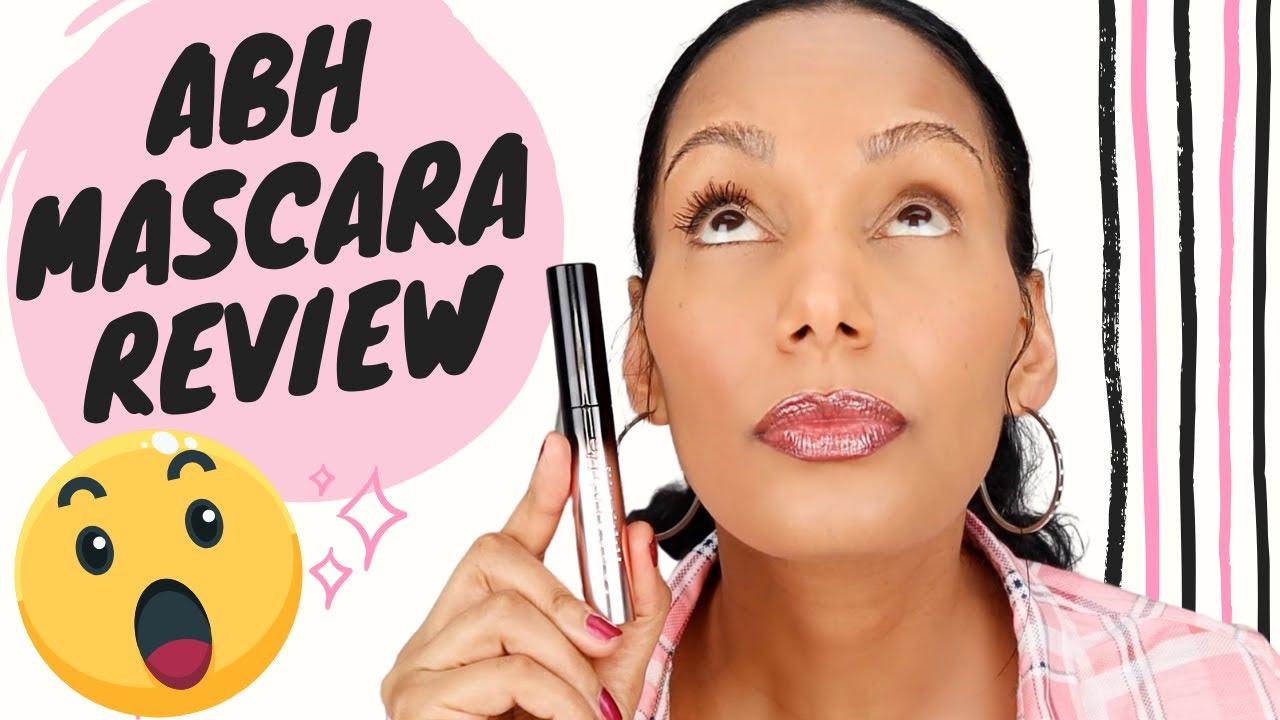 ABH Lash Brag Mascara review