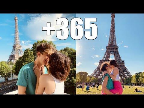 SORPRENDO LA MIA RAGAZZA con un VIAGGIO a PARIGI!! *anniversario*