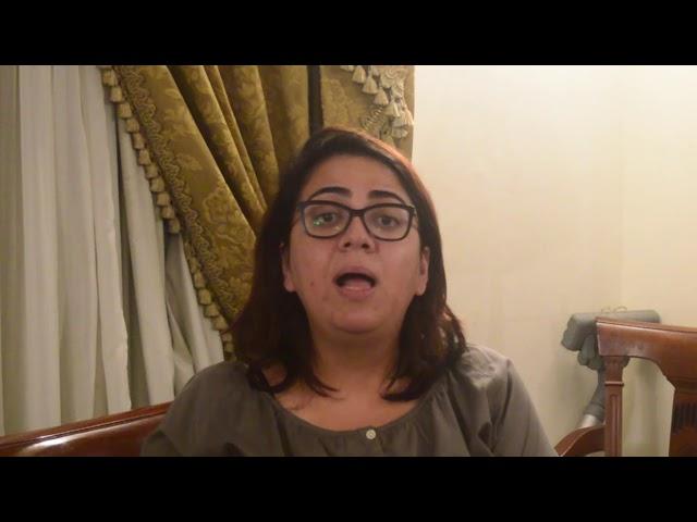 الدكتور هبه مغربى تتحدث عن اكتئاب ما بعد الحمل