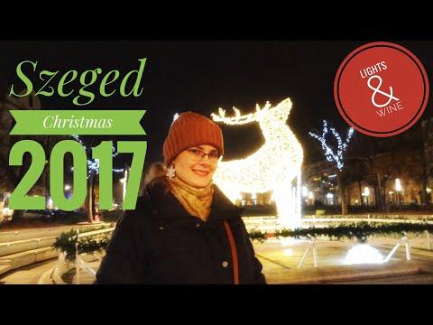 Hungary - Szeged - Christmas 2017