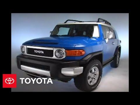 2007 - 2009 FJ Cruiser How-To: Automatic Light Cut-Off | Toyota