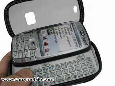 Carrymobile Leather Case for HTC S710 HTC Vox Dopod C500